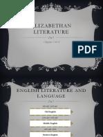 Apresentação Elizabeth Age