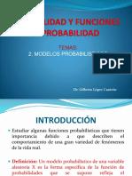 Modelos de Probabilidades