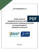 Especificaciones Têcnicas Rev. 0