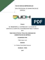 Informe Final- Tesis II