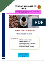 Yogurt de Café