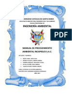 Manual de Procedimento Ambiental Incapieles Sac f