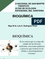 Bioquímica introducción