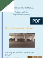 legislative advocacy presentation