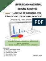 Informe Encuestas Ciudad Municipal