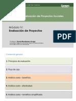 5 - Mod. Eval. Proyectos - 12 Oct 17