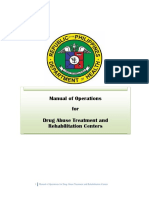 Operations Manual Drug Rehab Center