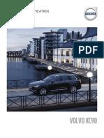 Volvo XC90 Pricelist