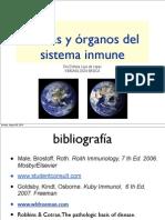 Células & Órganos del SI
