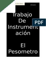 El Pesometro