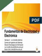 S03.PRE01 - Corriente Electrica