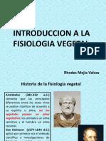 INTRODUCCION A LA FISIOLOGIA 2017 - I.ppt