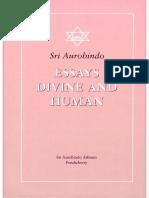 Essays Divine and Human - Sri Aurobindo.pdf