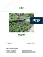 Summer 2010 Dig It Newsletter