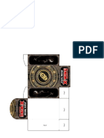 X-wing Bomb Tuckbox