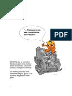 SSP 016 Moteur Diesel 1,9 l TDI