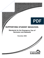 supporting student behavior standards