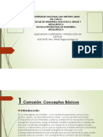 Corrosion Electro Quimica