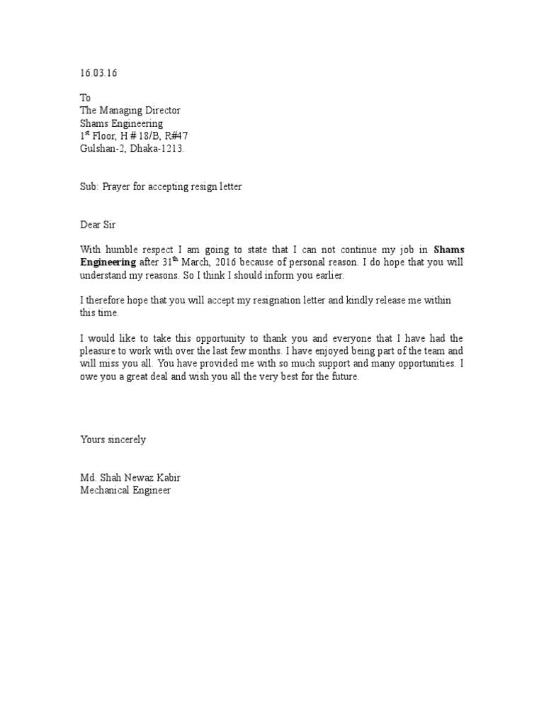 resignation letter.doc