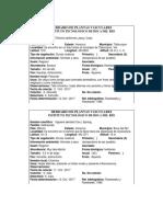 Herbario de Plantas Vasculares