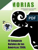 SimposioDeBufalos2006 pasado presente y futirp del bufalo en colombia.pdf