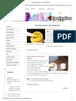 Epolyglas SA de CV - Resinas Poliéster