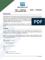 Apache Config Avanzada - Servidor Contenido Comprimido y Urls Amigables