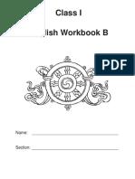 Class1 Workbook B