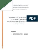 Diseño de curvas Horizontales y verticales Ingenieria Viales