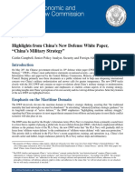 Issue Brief_Highlights From Chinas New Defense White Paper_Campbell_6.1.15