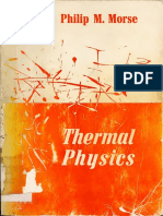 thermalphysics+Philip Morse