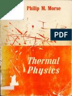 thermalphysics+Philip Morse