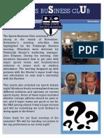 newsletter sbc - noviembre