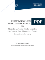 PYT Informe Mermelada Uva Proyecto