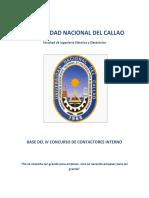 Bases Del Concurso Interno de Contactores