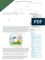 Cara Refresh Dan Reset Windows 8 Tanpa DVD _ Cara Terindah