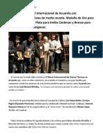 IV Bienal Internacional de Acuarela en Caudete