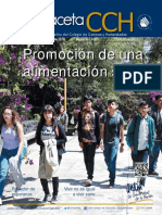 Gaceta CCH UNAM