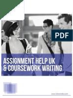 Essay Writing Help UK_Coursework Writing