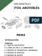 Elementos Amovibles Opcional