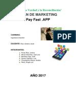 PLAN DE MARKETING Pay Fast Marketing