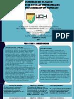 SUPERVISIÓN DE PERSONAL Y PRODUCTIVIDAD LABORAL DE LA EMPRESA PANADERIA SAN FELIPE E.I.R.L HUÁNUCO-2017