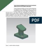 Analisis de Materiales Para Fabricacion de Elemento Mecanico