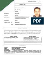 CV Muhammad 'Atif Ali (Piping Engr)(APCP)
