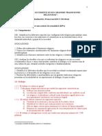 0.3 Trabajos y Evaluación
