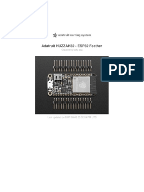 esp32 feather details | Electrical Connector | Usb