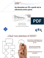 Alexandra Lizana Formacion docentes Presentacion