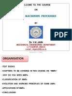 Micro Machining Prof v K Jain