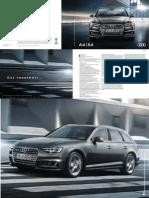 Audi A4 - A4 Avant