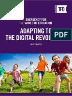 Adapting to the Digital Revolution